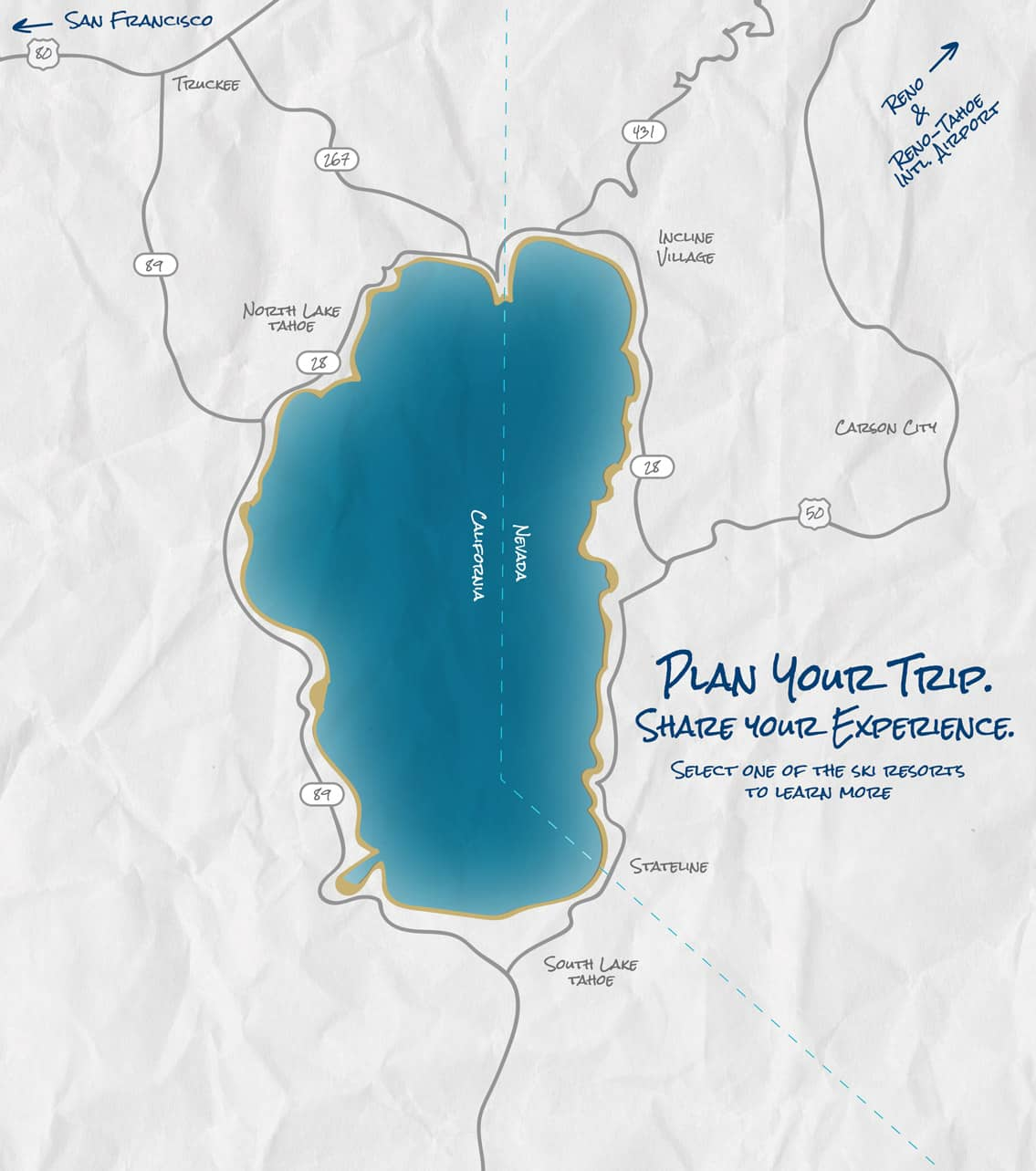Ski Lake Tahoe Your Resource For Tahoe Ski Resorts And Winter