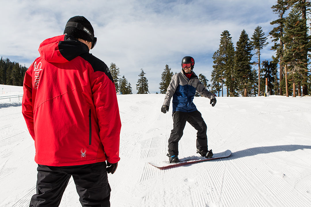 learn to ski/ride Fridays